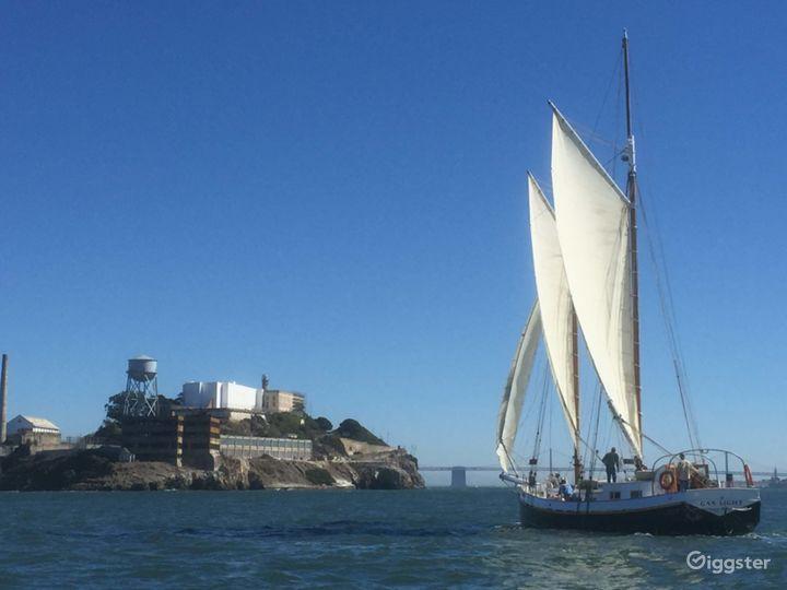 San Francisco Tall Ship Sailing Yacht for up to 49 Photo 2