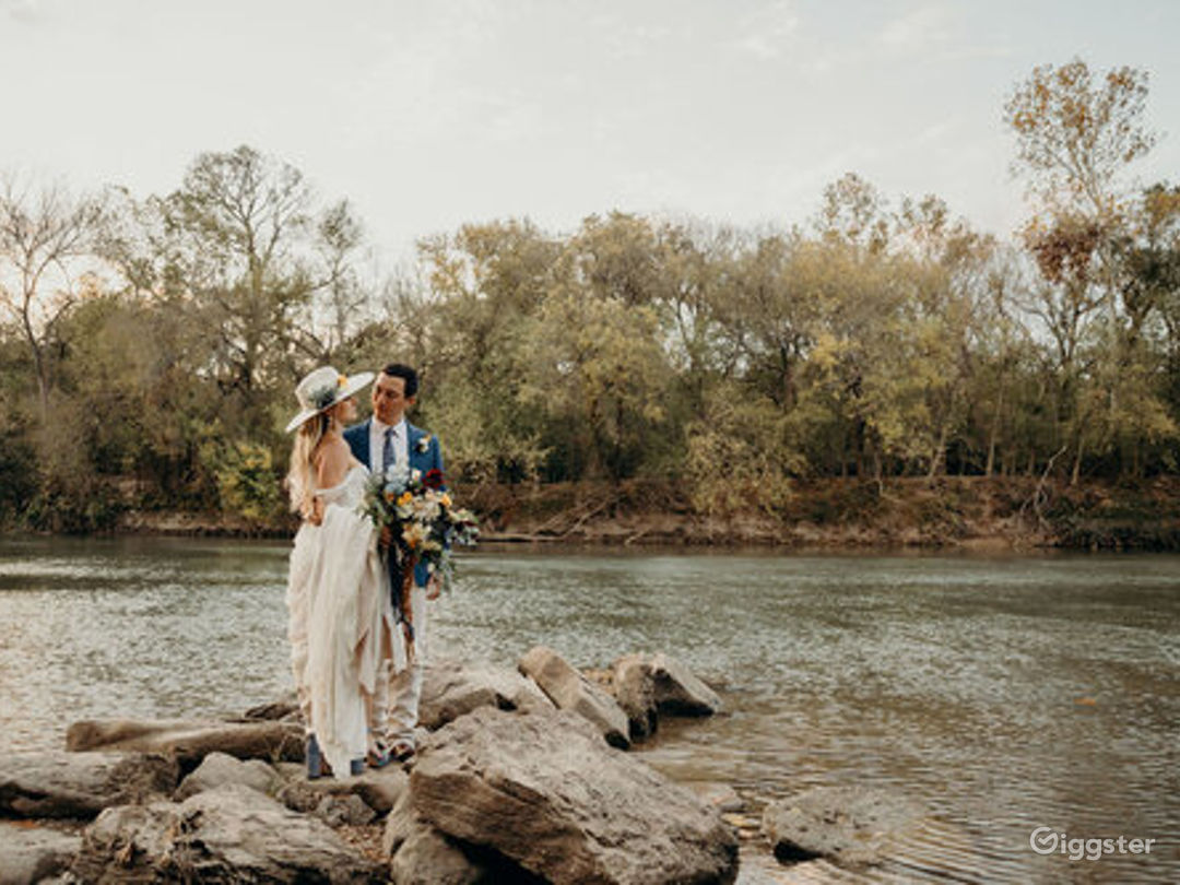 River Portraits and Beyond with Texas Hill Country backdrops Photo 1