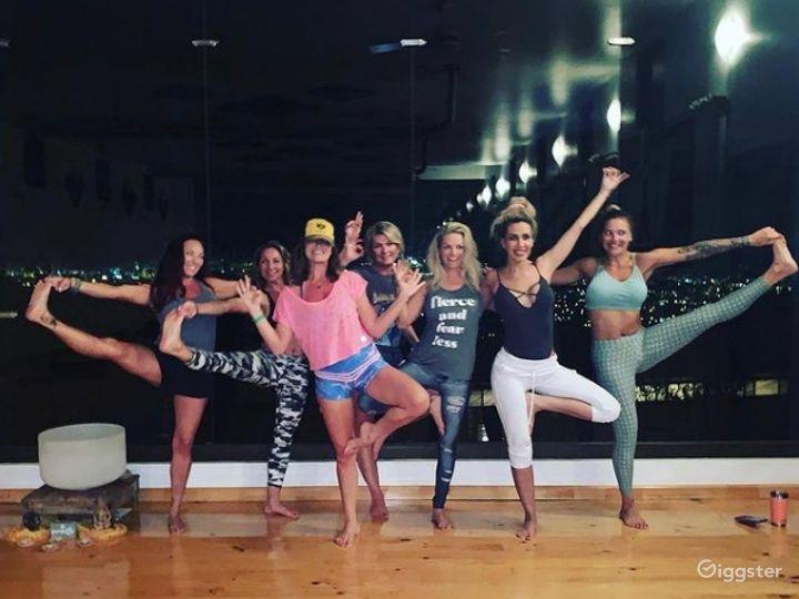 Premiere Yoga Studio in Pompano Beach for Buyout Photo 5