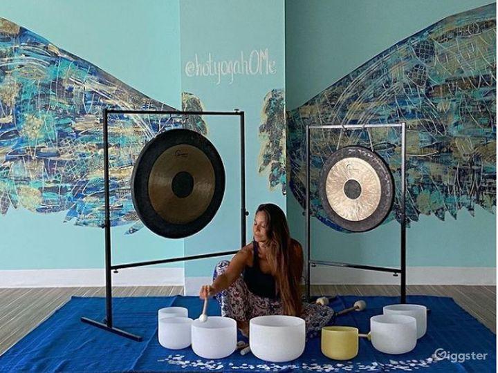 Premiere Yoga Studio in Pompano Beach for Buyout Photo 4