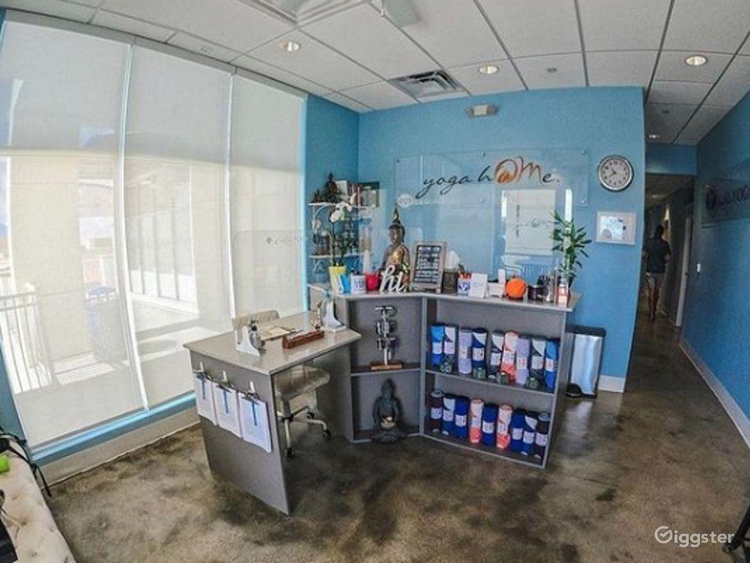 Premiere Yoga Studio in Pompano Beach for Buyout Photo 1