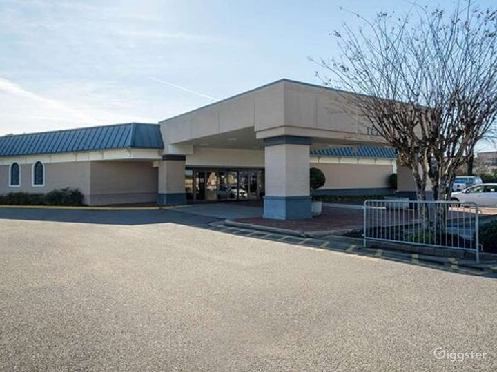The Plaza - Conference and events space in Memphis Photo 4