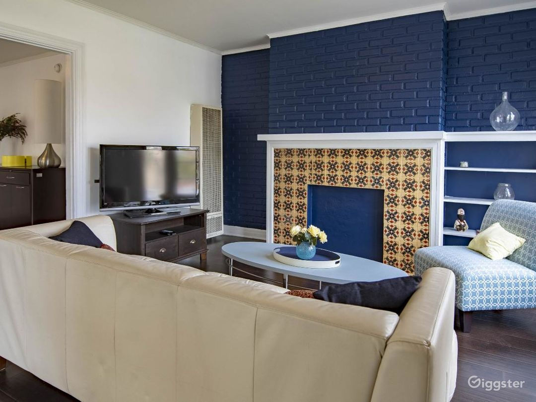 Los Angeles Shades of Blue townhouse Photo 1