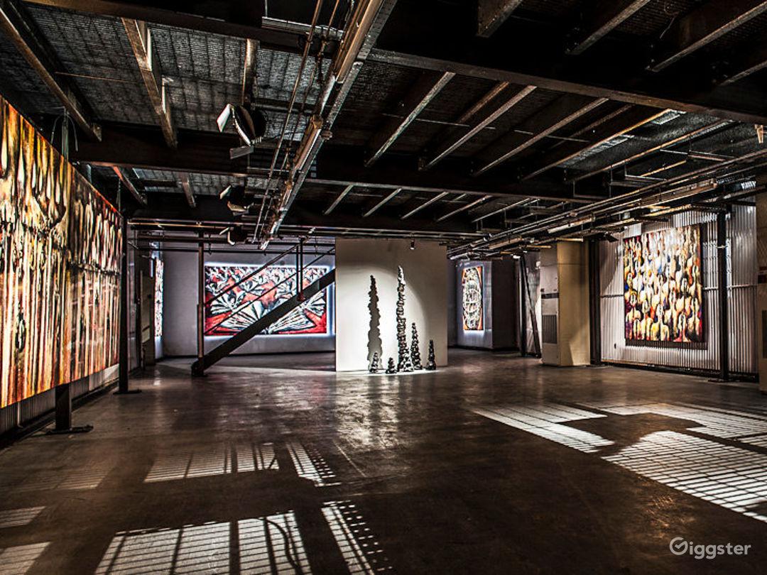 Large Mezzanine Space underneath the Waterloo station Photo 1