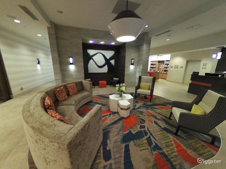 A Modern Lounge Situated in Miami Photo 5