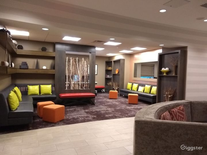 A Modern Lounge Situated in Miami Photo 2