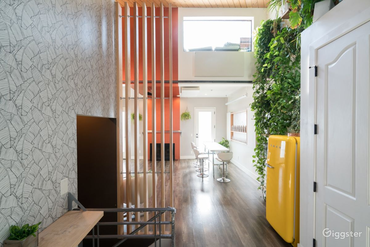 Rent Contemporary Loft For Production Meetings Apartment Penthouse
