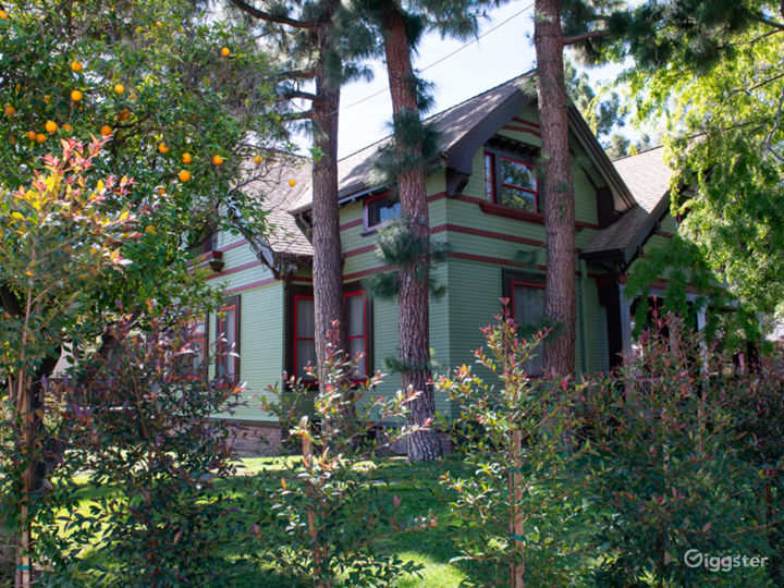 Historic Victorian / Craftsman with Basement