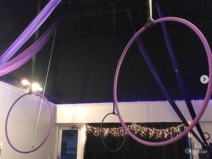 Airy Aerial Fitness Studio Photo 3