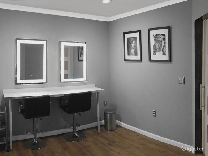 Makeup / Dressing Room