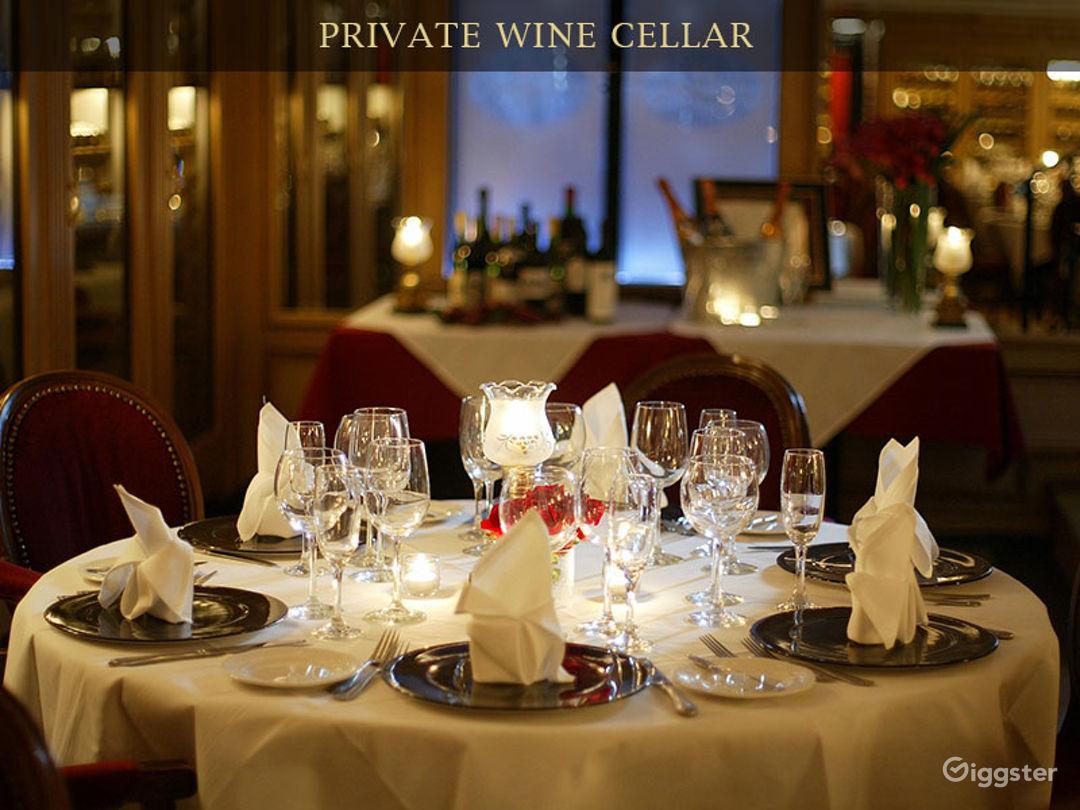 Private Wine Cellar Photo 1