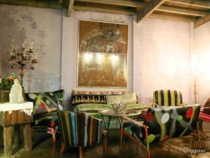 Artists studio and boho loft: Location 2796 Photo 5