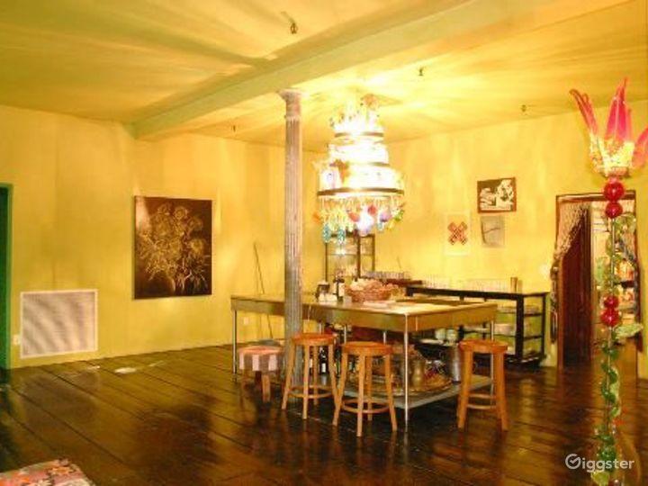 Artists studio and boho loft: Location 2796 Photo 3