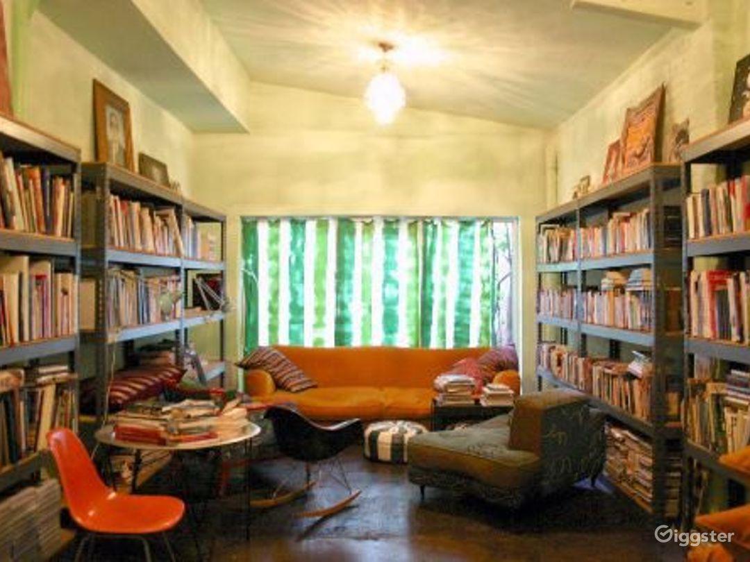 Artists studio and boho loft: Location 2796 Photo 1