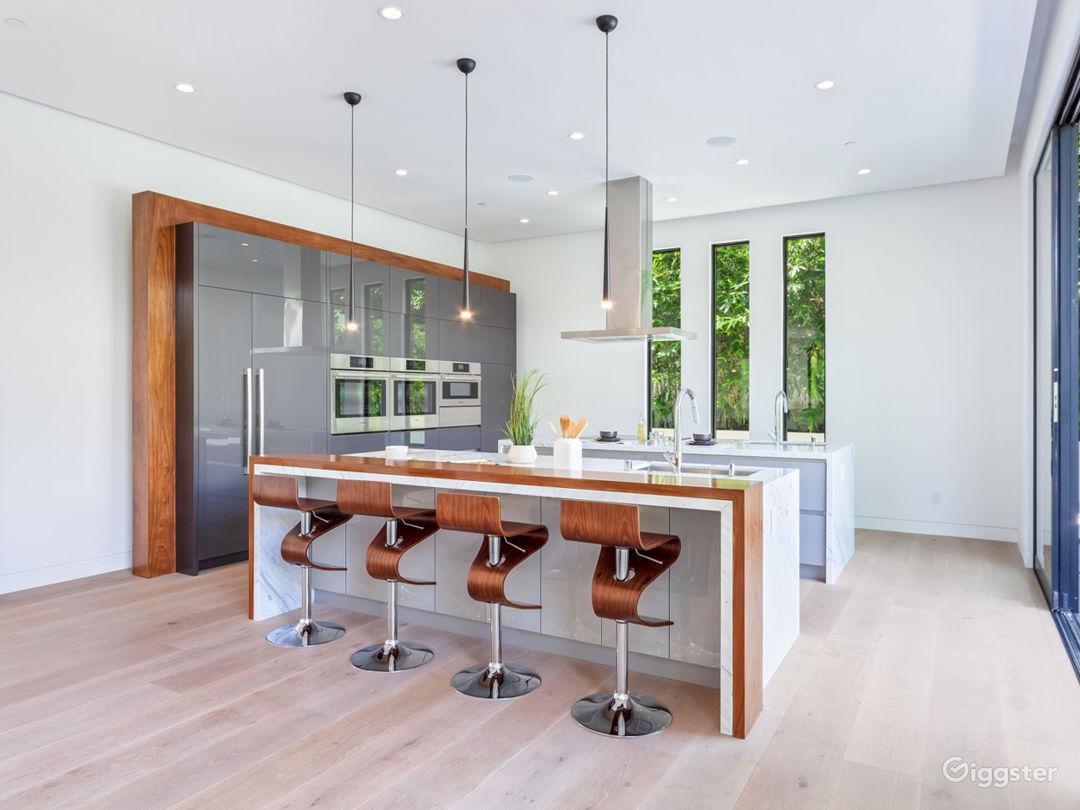 Beautiful Contemporary Home Photo 3