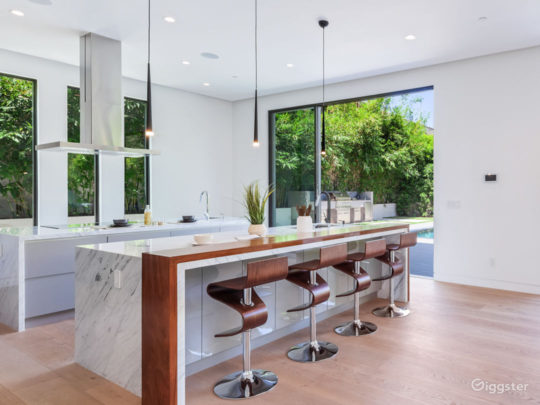Beautiful Contemporary Home Photo 4