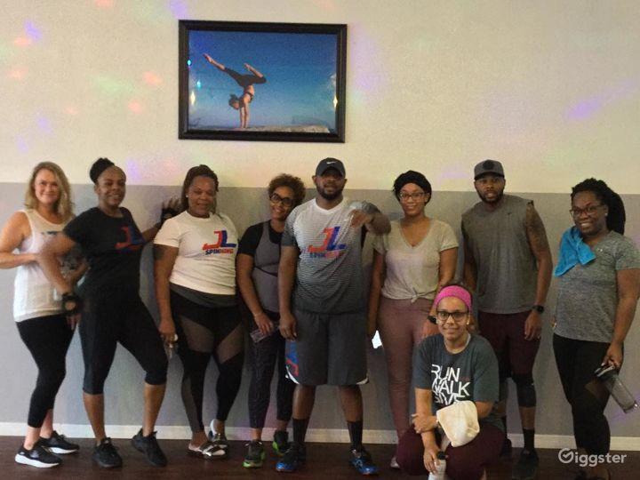 Vibrant Studio in Orlando Photo 4