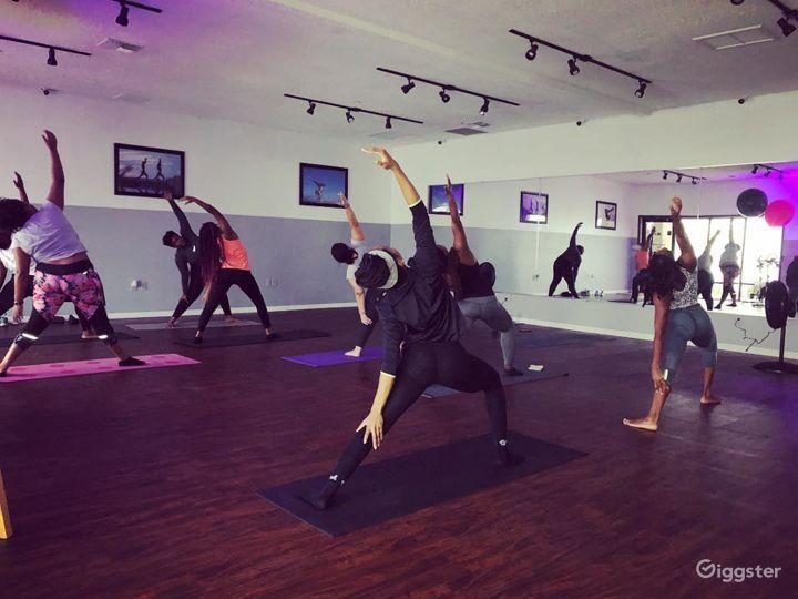 Vibrant Studio in Orlando Photo 2