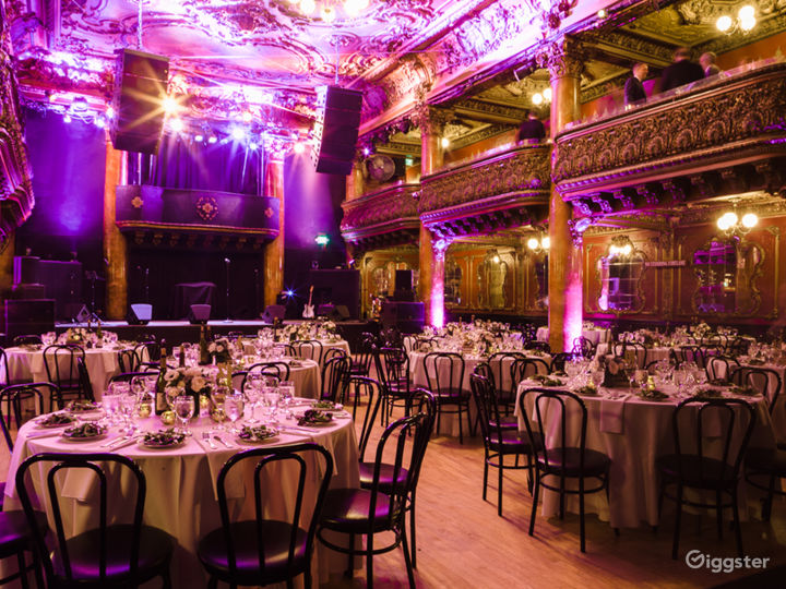 Music Hall for Events Photo 2