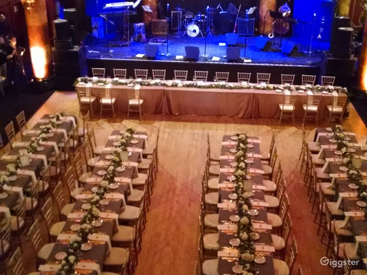 Music Hall for Events Photo 3