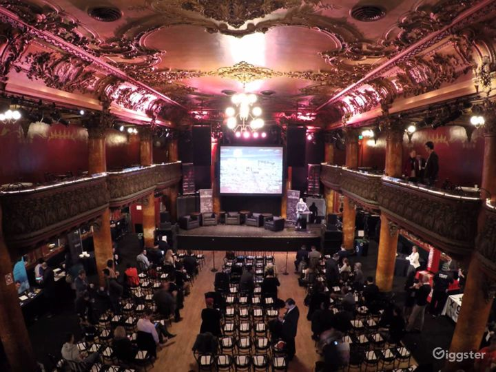 Music Hall for Events Photo 5