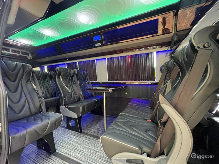 2019 Mercedes-Benz Executive Coach 15 Passenger Photo 3