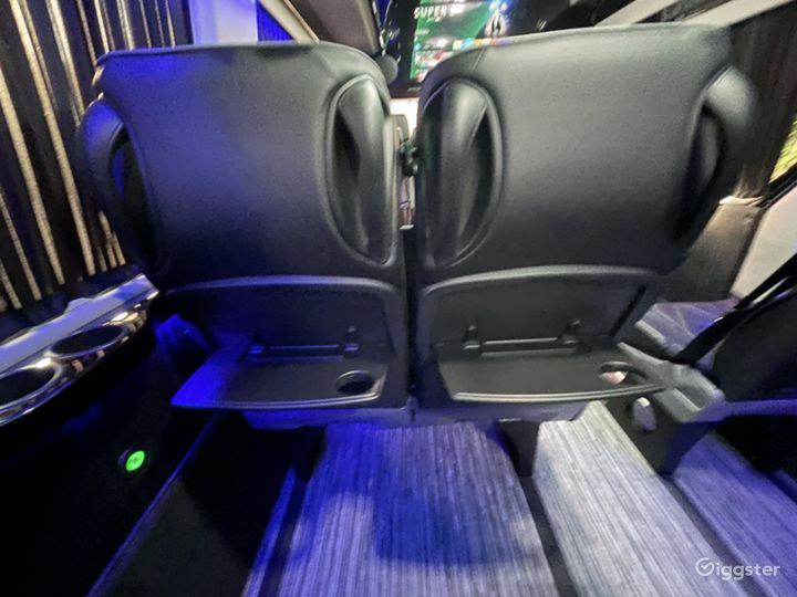2019 Mercedes-Benz Executive Coach 15 Passenger Photo 4