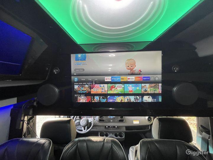 2019 Mercedes-Benz Executive Coach 15 Passenger Photo 5