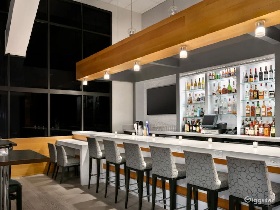 A Modern Hotel Lounge for Small Private Parties Photo 1