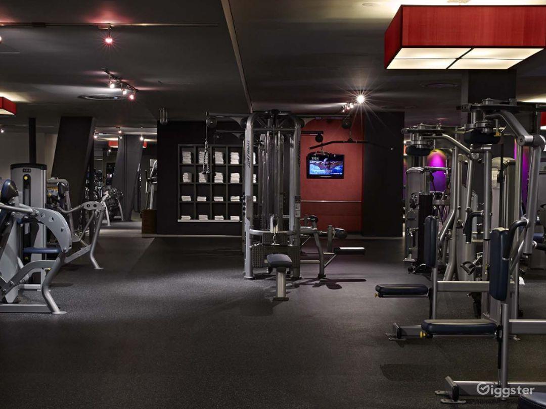 Modern Design with Luxury Finishes & Furnishings Fitness Center at City Vista, Washington DC Photo 1