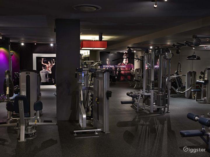 Modern Design with Luxury Finishes & Furnishings Fitness Center at City Vista, Washington DC Photo 3