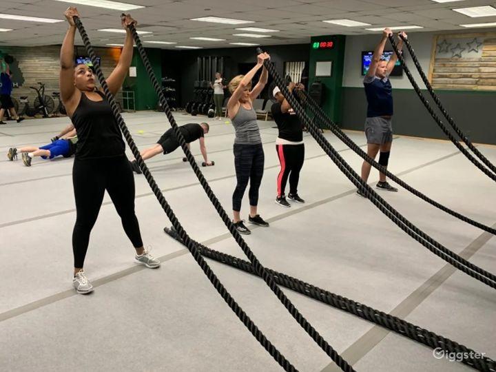 Spacious, Multi Purpose Fitness Facility Photo 3