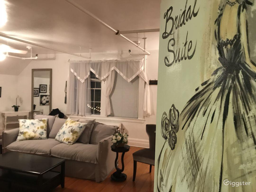 Fairytale Bridal Suite Photo 1