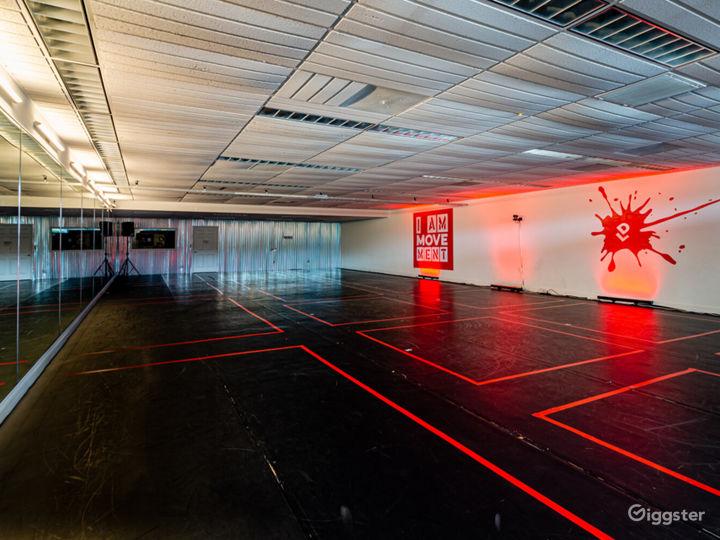 Spacious  1800 sq. ft. Dance Studio in Charleston Photo 2