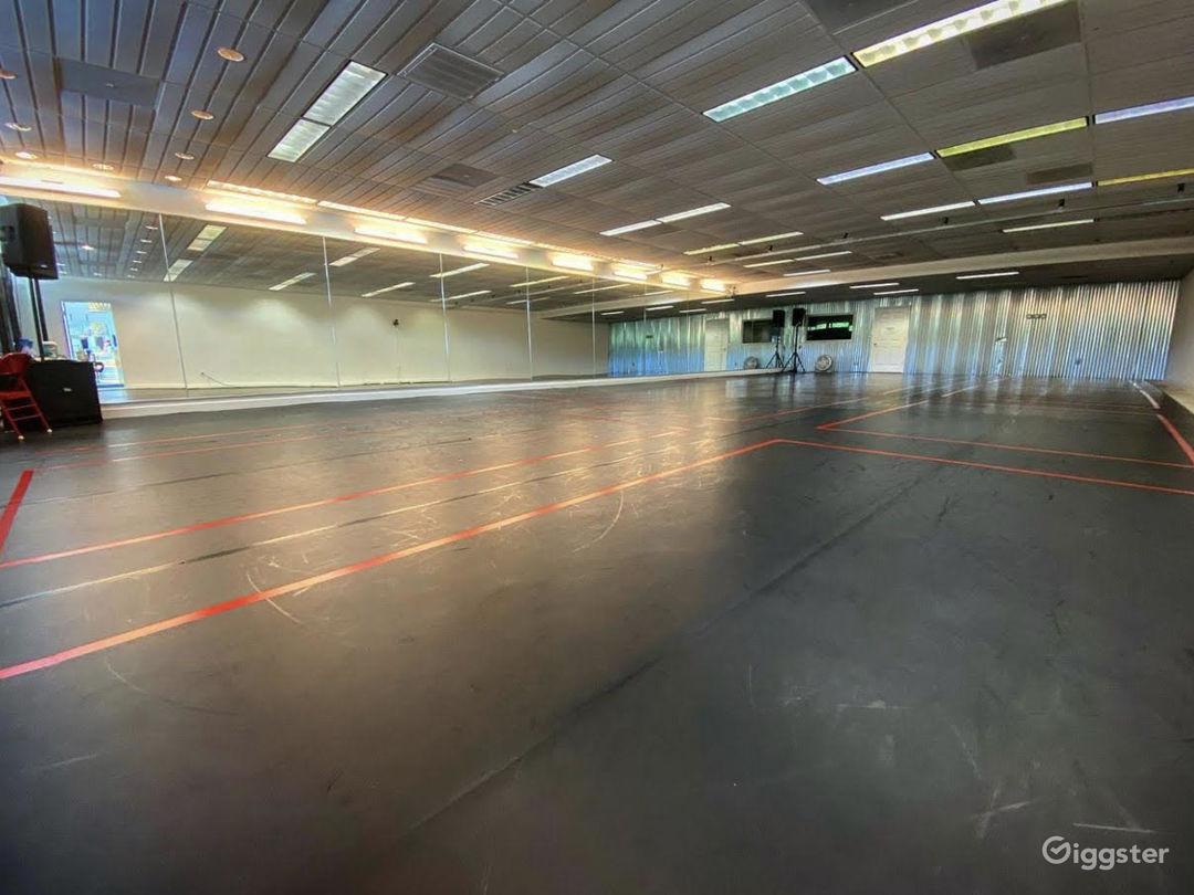 Spacious  1800 sq. ft. Dance Studio in Charleston Photo 1