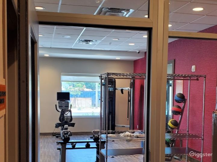 Modern Gym in Doral Photo 5