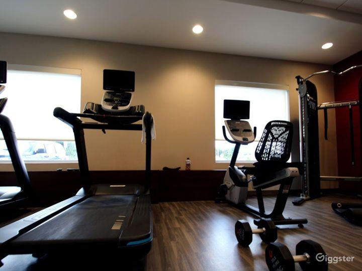 Modern Gym in Doral Photo 2