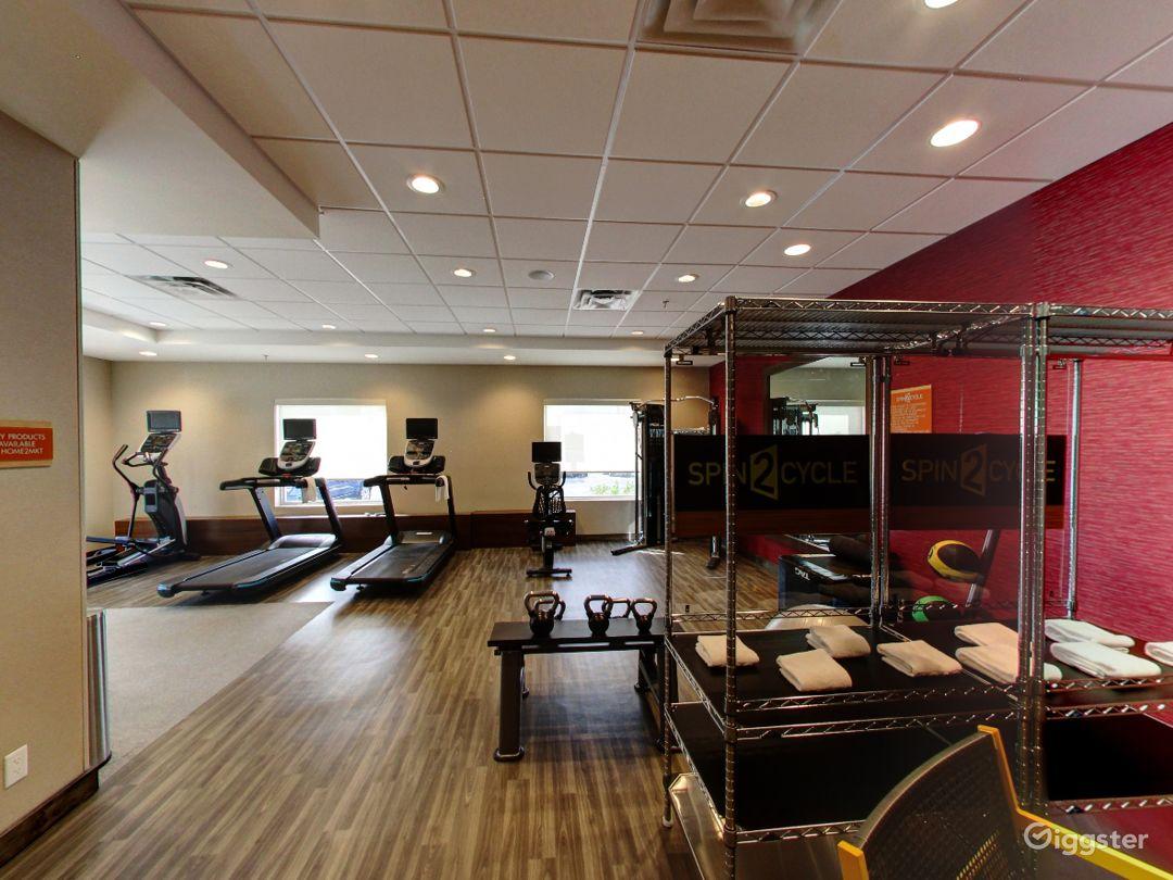 Modern Gym in Doral Photo 1