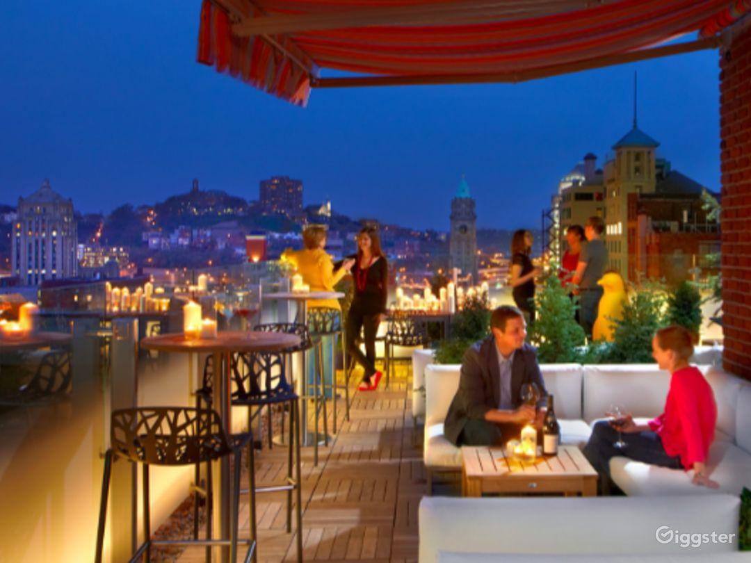 Cocktail Terrace in Cincinnati Photo 1
