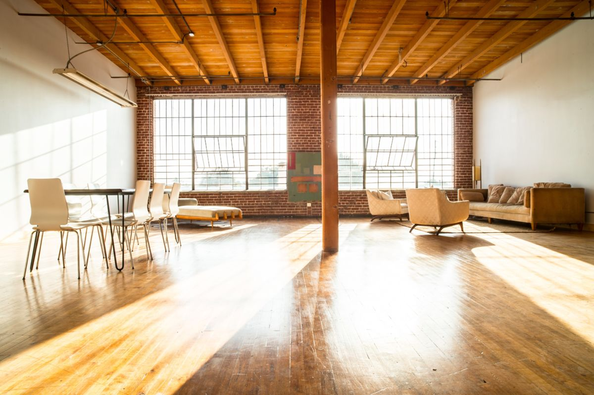 Rent NY Style Loft with Natural Light and Exposed Brick Apartment ...