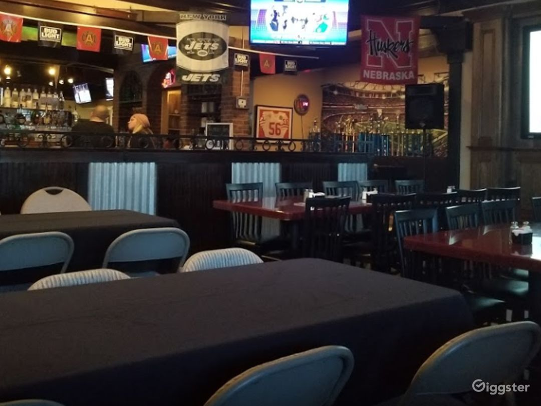 Premier Sports Bar and Grill in Marietta GA Partial BUYOUT Photo 1