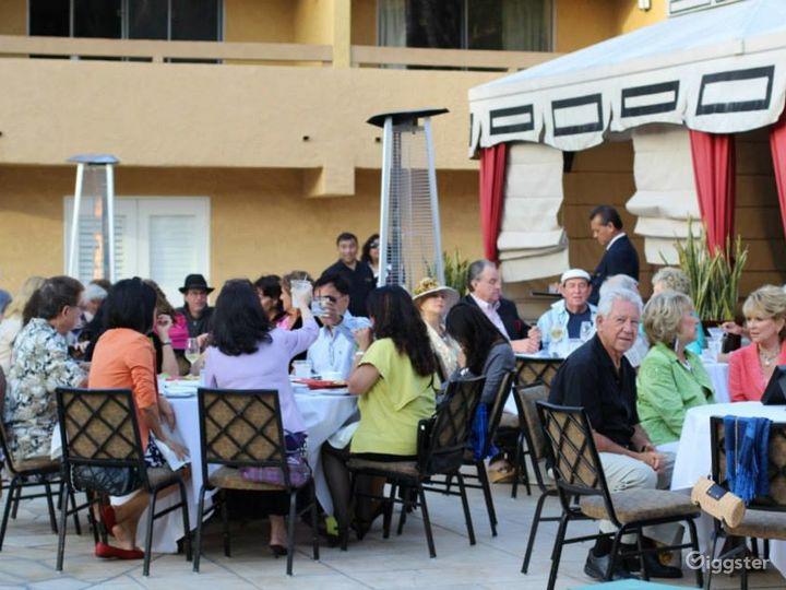 Gorgeous Garden 3 - Venue & Dining Photo 3