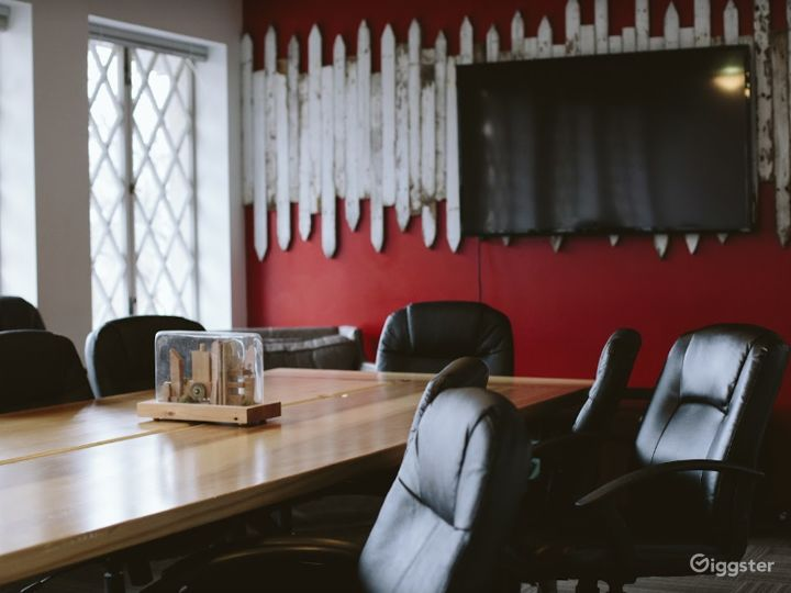The Conference Room (Meeting Space) Photo 2