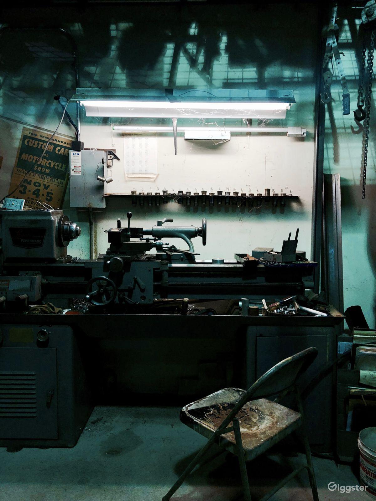 Rent the Film Studio, Photography Studio(studio) Creative Garage/Warehouse Space in