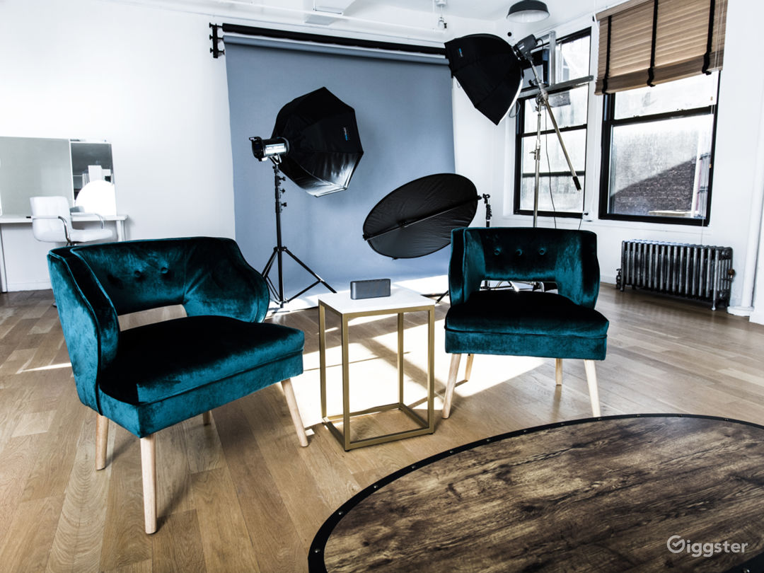 Studio in Chelsea with Natural lights. Photo 4