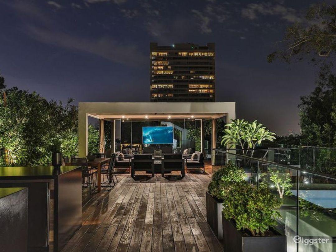 Sierra Alta Modern Tropical Mansion Photo 5