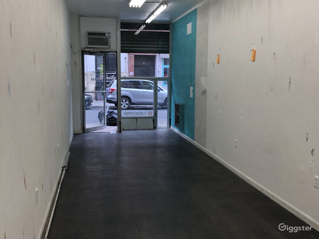 Vacant Retail Space available in the heart of LES Photo 5