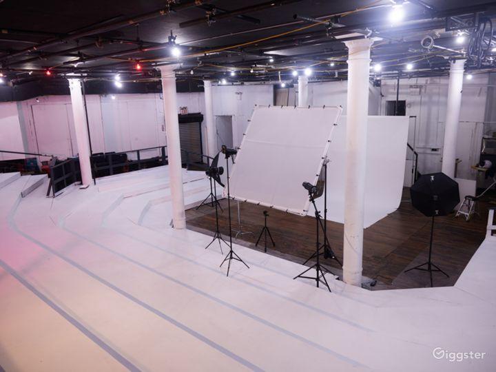 Studio in Historic NoHo theatre space Photo 2