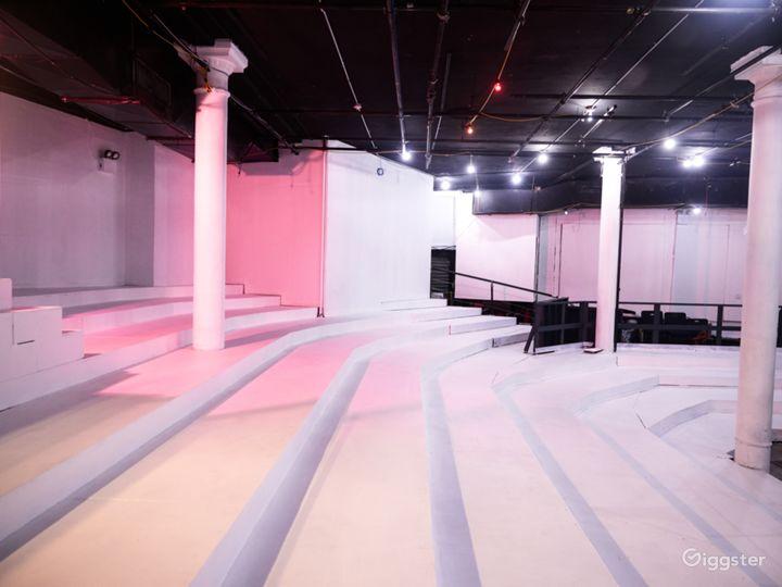 Studio in Historic NoHo theatre space Photo 4