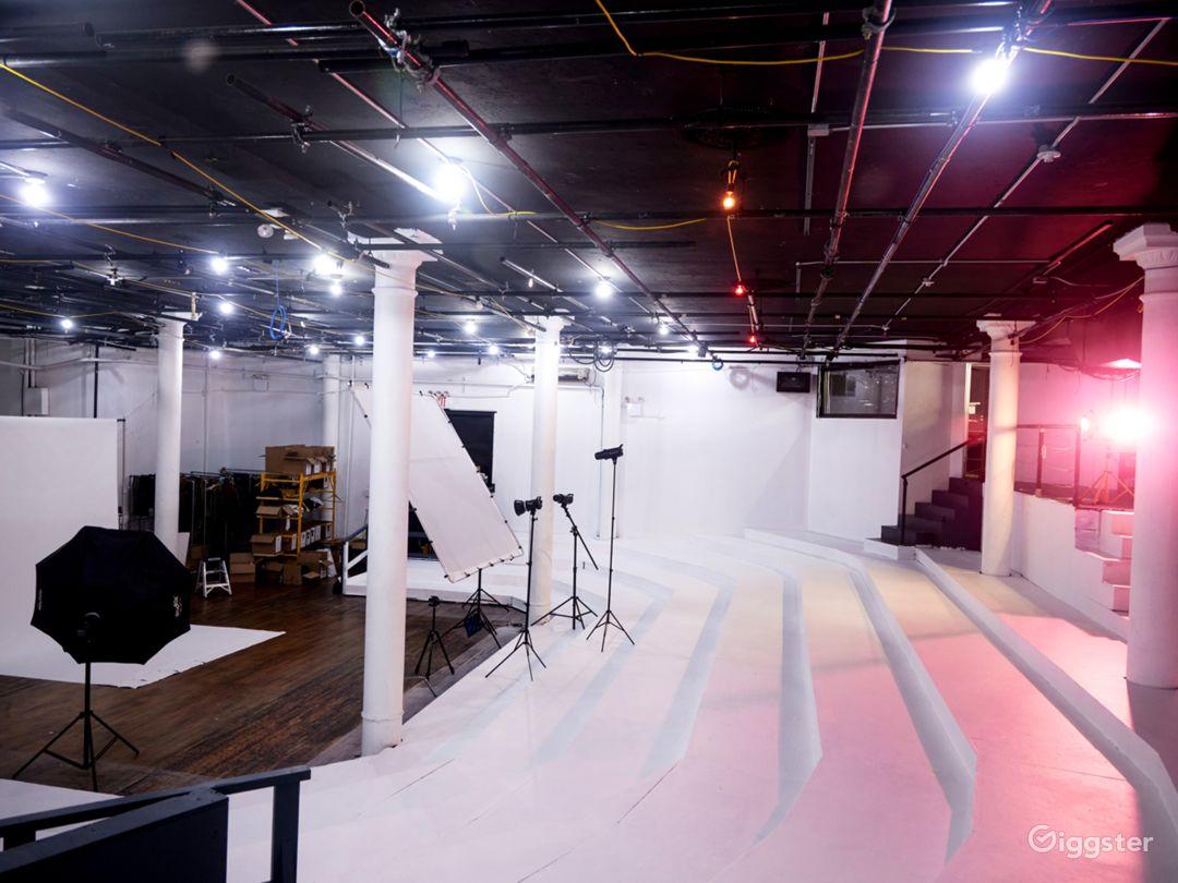 Studio in Historic NoHo theatre space Photo 1